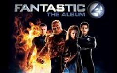 I fantastici quattro (soundtrack)