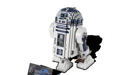 R2-D2 in versione LEGO