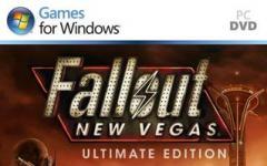 Una raccolta celebra Fallout: New Vegas