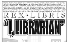 Rex Libris: un libraio contro le più assurde forze del male