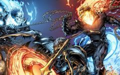 Ghost  Rider? Non ha mai avuto molto senso