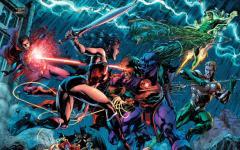 Svelato il cattivo della Justice league?