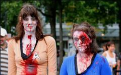 Gli zombie salgono sull'Enterprise