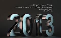 Addio 2012, un fantastico 2013 a tutti!