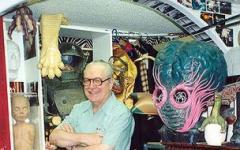 È morto Forrest Ackerman, il fan più grande