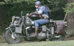 Capitan America protegge il Regno Unito