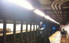 Principessa Leila arrestata in metrò