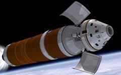 Orion: la Nasa prepara il primo lancio di prova a dicembre