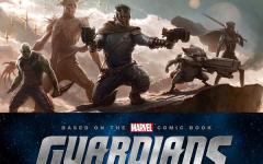 Glenn Close e Karen Gillan in Guardians of the Galaxy