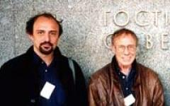 Robert Sheckley in Italia