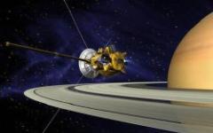 Cassini-Huygens: l'avventura inizia