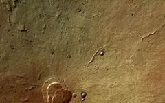 La Mars Express trova il metano