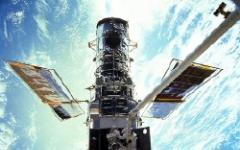Un robot per Hubble