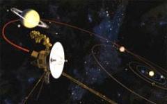 Le sonde Voyager compiono 25 anni