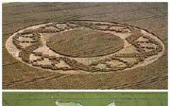 Come fare un cerchio nel grano