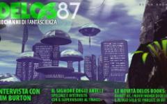 Tim Burton apre il decimo anno di Delos