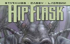 Hip Flask, arrivano gli ippopotami