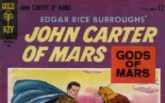 John Carter, da Marte a Hollywood