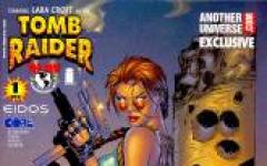 La storia di Lara Croft al Free Comic Book Day