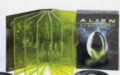 Alien in DVD: la quadrilogia estesa