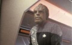 Deep Space Nine in DVD: arriva Worf