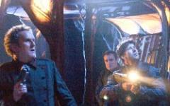 Colm Meaney in Stargate Atlantis