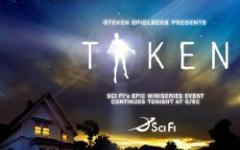 Spielberg preso dagli UFO: arriva Taken