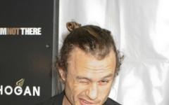 Heath Ledger in Batman 3?