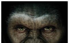 Sorge l'Alba del Pianeta delle Scimmie