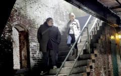 Alcatraz: il paragone con Lost? Ci va benissimo