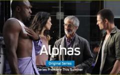 Zack Penn parla di Alphas