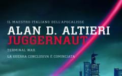 Juggernaut, Alan D. Altieri torna alla fantascienza