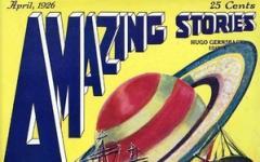 Ora si possono leggere le prime riviste di fantascienza