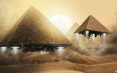 Ridley Scott e gli alieni d'Egitto