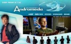 Anche Andromeda risorge su Sci Fi