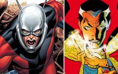 Ant-Man e Doctor Strange confermati al cinema