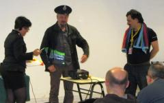"Emanuele Manco ""arrestato"" a Bellaria"