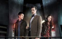 Doctor Who: Amy e Rory escono di scena