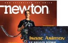 Newton porta le antologie di Asimov in edicola