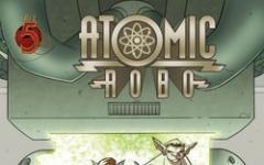 Atomic Robo fra Halloween e Jurassic Park