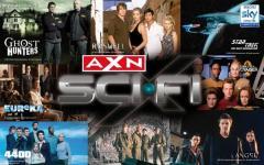AXN Sci Fi esordisce oggi