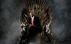 Obama: il presidente fanatico di serie televisive