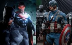 Captain America 3 si scontrerà con Batman vs Superman