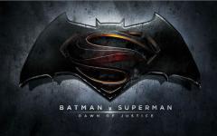 Batman vs Superman: svelato il titolo e il logo ufficiale