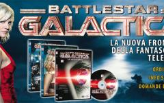 Galactica arriva in edicola