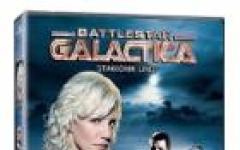 Galactica in dvd, niente miniserie