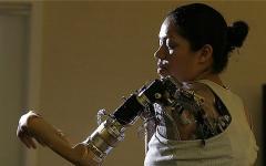 La possiamo ricostruire: ecco la prima donna bionica