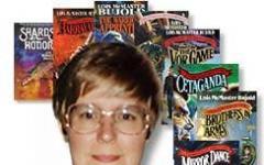 Lois McMaster Bujold: inizio una nuova serie