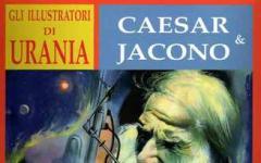 Curt Caesar e Carlo Jacono, in volume le copertine di Urania