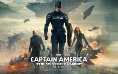 Capitan America: The Winter Soldier è nei cinema